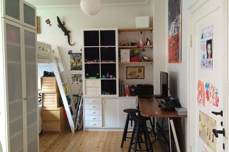 Nice room for 1 to 4 guests - København - Apartment