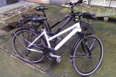 Apartmen Sweet + 2 bikes - Budapest - Apartment