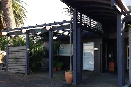 Whitaker st Apartment - CBD location. - Te Aroha - Apartment