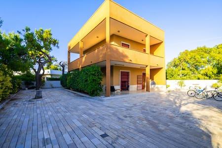 Villa Quadrifoglio - Wohnung