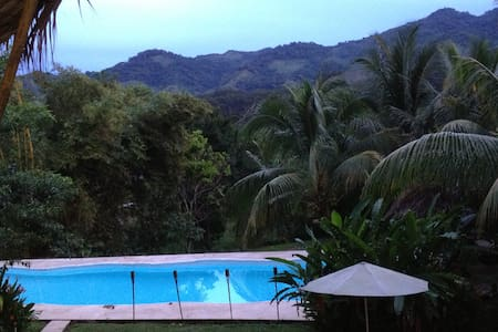 Colombre en la selva de Palenque 2p - Chalet