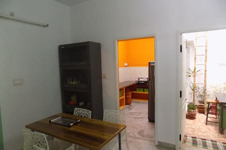 Four people appartment, in the heart of Pondichery - Puducherry - Wohnung