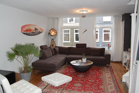 Beautifull apt in popular Amsterdam old west - Amsterdam - Apartment