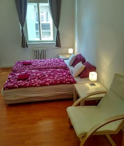 NEW Cozy Apartment 10 mins to Center - Prague - Apartment