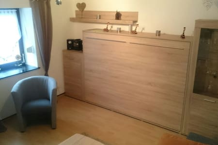 Ruhiges Einraum-Appartement - Appartamento