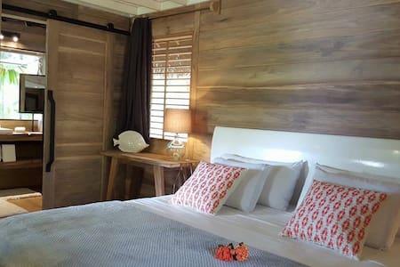 Lodge à Finca Vela (2 pers petit déjeuner inclus) - Bed & Breakfast