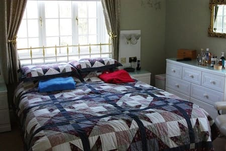 Manor house Victorian Apartment - Douglas - Bed & Breakfast