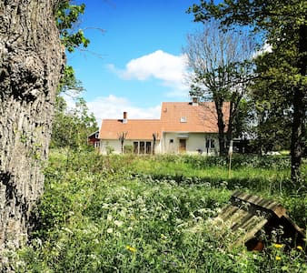 Egen liten gård i Elinghem, Ire - Lärbro - Rumah