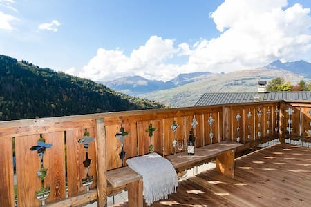 Beautiful chalet in National Park - Peisey-Nancroix - Chalet