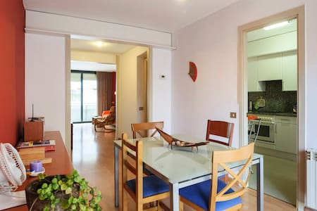 Piso en Vila Olimpica a 50mts lago - Wohnung