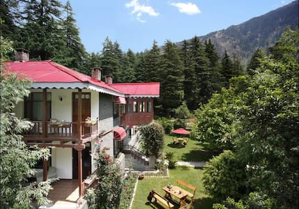 Cool/Refreshing/Peaceful/Romantic - Manali - Bed & Breakfast
