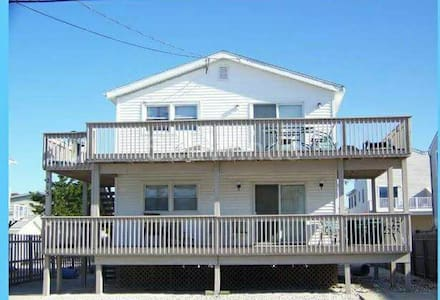 2-Downtown Sea Isle - 2nd floor - Casa