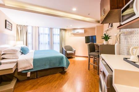 豪华江景单房公寓 - Wohnung