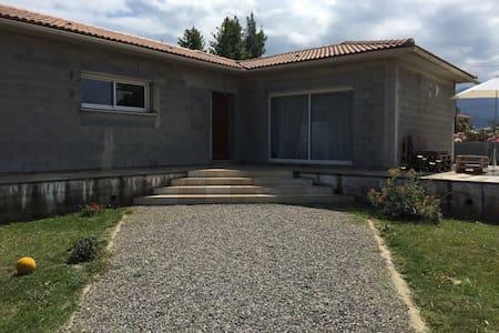 """Villa """"Comme chez vous"""" - Penta-di-Casinca - Haus"""