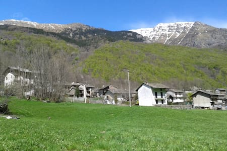 Passeggiate nella natura in Val Grande - Wohnung
