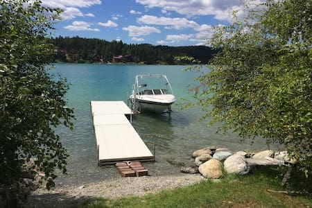 Luxury Getaway on the Lake for 2 - Byt