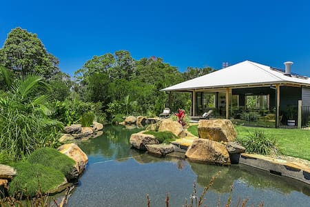 HIDDEN VALLEY GUESTHOUSE, BYRON BAY - Coopers Shoot - Gästehaus