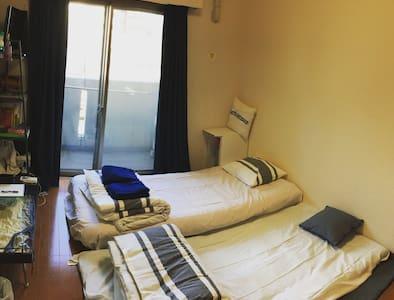 Private Room/Midtown/Tokyo Tower - Minato-ku - Apartment