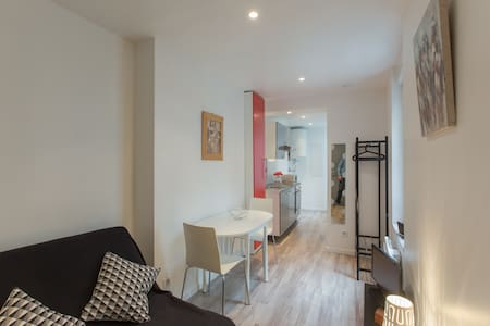 Studio Nancy centre rue Stanislas - Nancy - Apartment