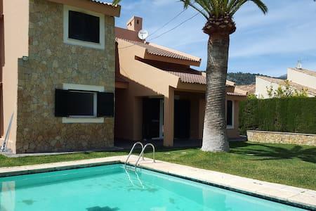 Beautiful villa with swimming pool - Hus