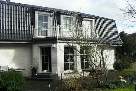 Wohnen mit nettem Ambiente - House