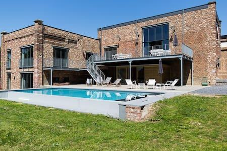 Les Bonneteries old factory - Ellezelles