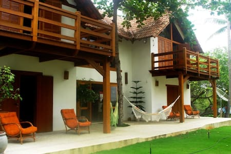 Casa de Ana & John - Itaúnas - Itaúnas - House
