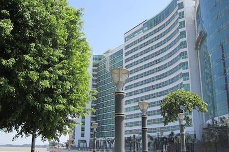 Habitación al lado del Río Guayas - Apartamento