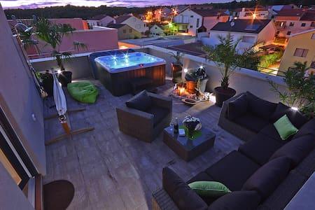 Penthouse  'Garden terrace' - Apartemen