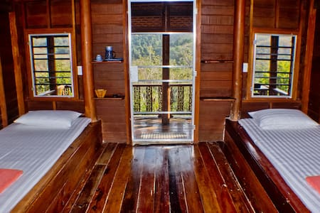 Chestnut Hill Eco Resort - Tonsai Private Cottage - Hat Yai