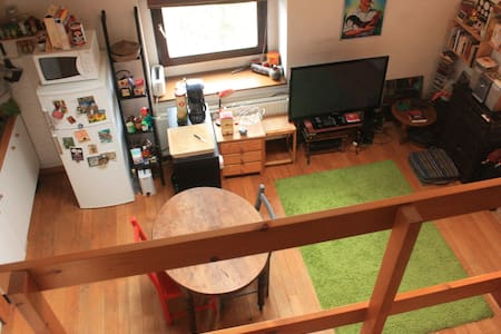 Cosy studio, 20 min from the center