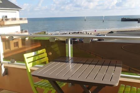 Appartement 3Pièces belle vue mer - Appartement