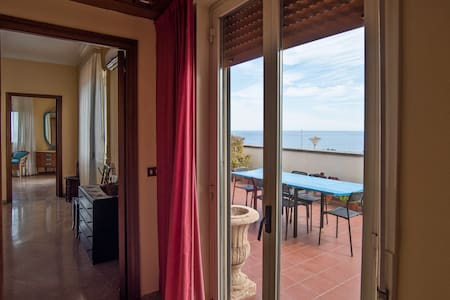 Apartment sea view - Catane - Appartement