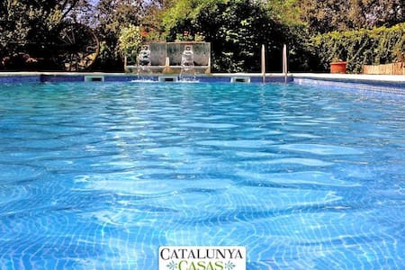 Masia de Gaia for up to 20- 39 guests in the Catalonia countryside! - Villa