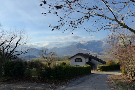 In the countryside near Grenoble - House