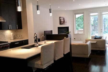 Newly Built Two Storey -Modern Home - Toronto - House