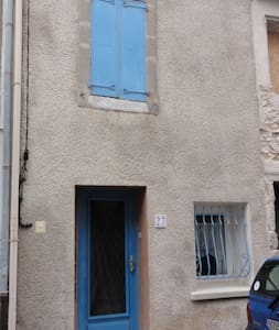 maison  Lespignan entre Béziers et Narbonne - House
