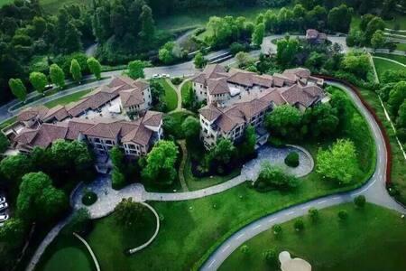大溪谷+客栈独栋别墅,空气清新,环境优雅,是家庭出游的最好选择。 - 蒲江 - Dom