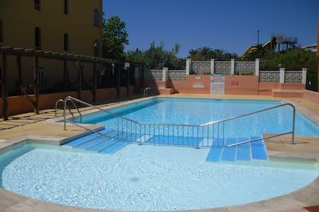 Studio avec piscine dans résidence sécurisée - Agde - Condominium