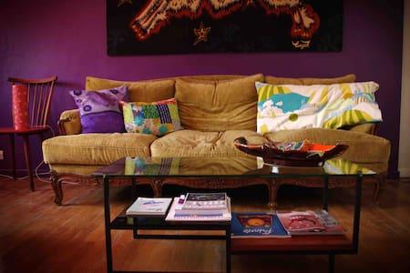 Un loft cosy et spacieux pour un séjour en famille - Montreuil