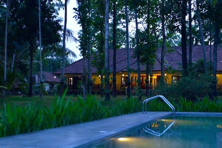 Luxury Homestay near Cochin Backwaters - House