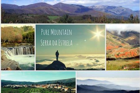 Pure Mountain - Serra da Estrela - House
