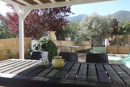 Appartement terrasse  proche d'Argeles sur mer - Apartment
