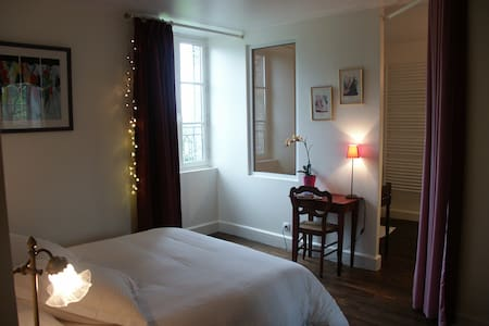 Chambre Romantique - Aamiaismajoitus