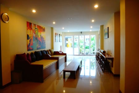 Daring Twin Room on Koh Phangan - Villa