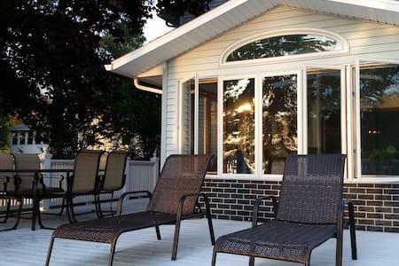 Your Private Owasco Lake Escape - Auburn - House