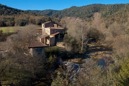 CASTELL DE ROCA - Sant Miquel de Campmajor - House