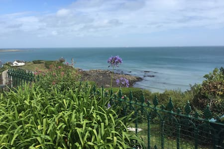 Cornish seaside cottage, Coverack - Rumah