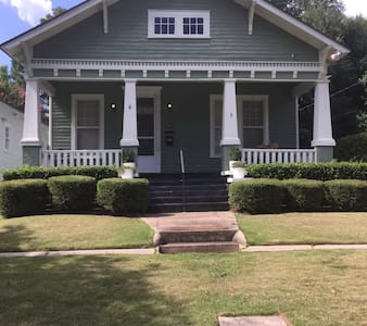 Riverwalk cottage in Uptown Historic District - Columbus - Maison