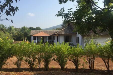 'Sao Francisco Homestay' Natures Abode Quepem Goa - Cavorem - Villa